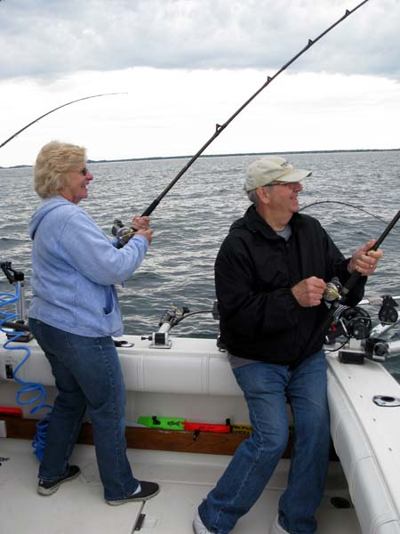 Free Style Charters Ludington Fishing Reports – Page 110